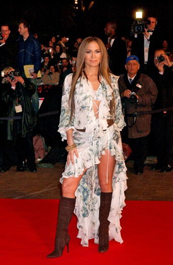At the NRJ Awards, 2005