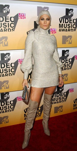 At the MTV Video Music Awards, 2006