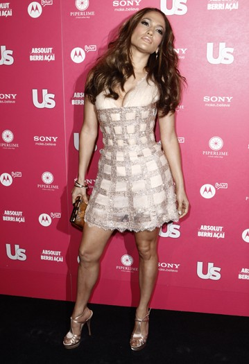 At the Us Weekly Hot Hollywood Style Celebration, 2010