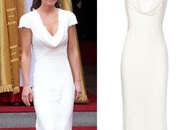 Pippa Middleton's bridesmaid dress available to buy on Net-A-Porter