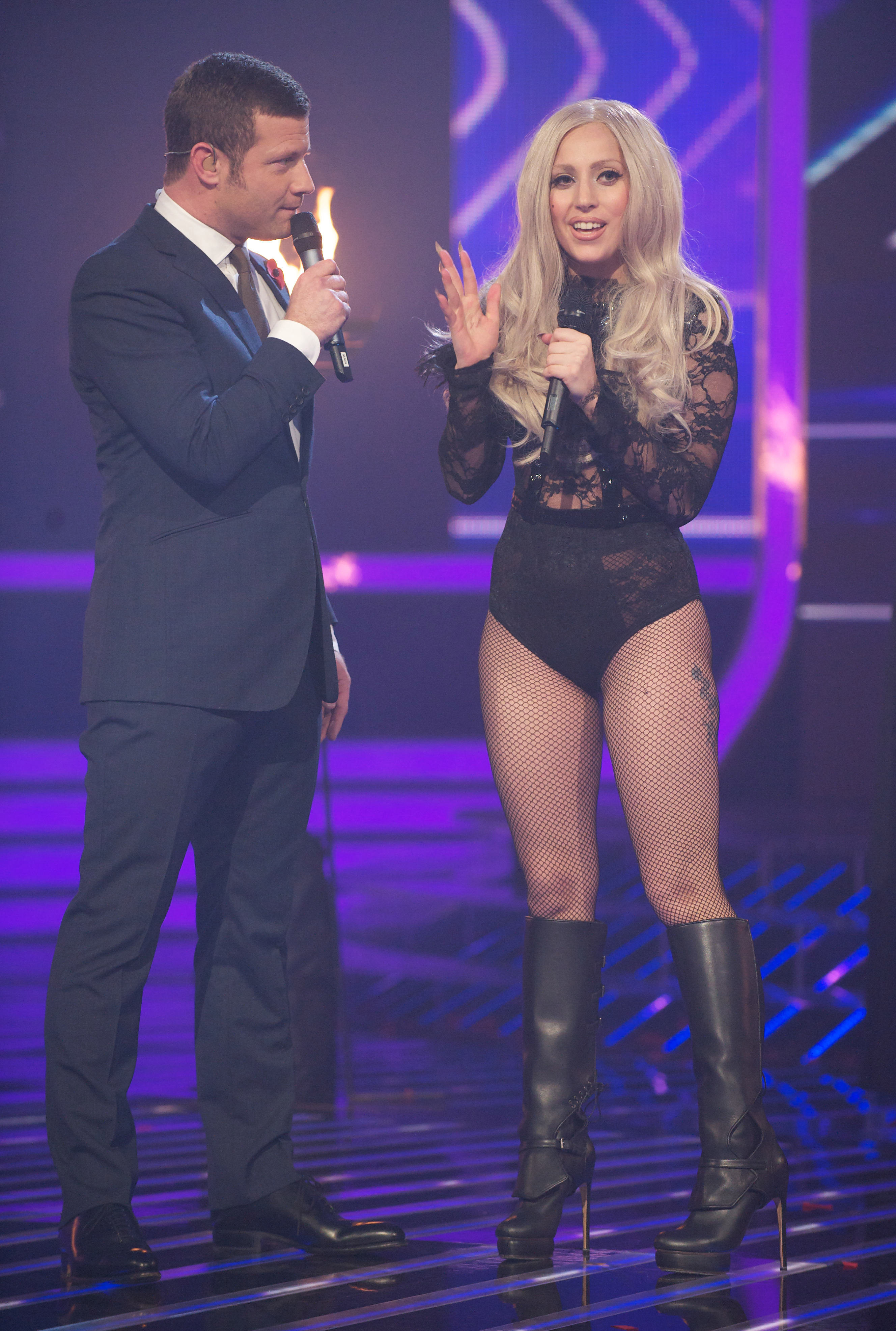 X Factor: Sunday, Week Six