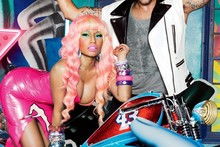 Revealed: Ricky & Nicki in Mac Viva Glam ad