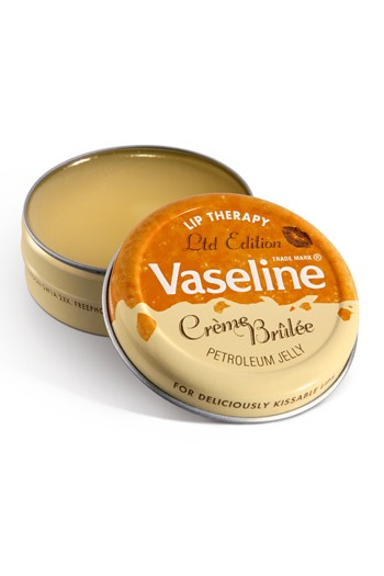 Vaseline Creme Brulee Lip Therapy