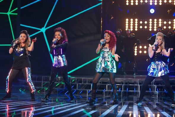 X Factor: Saturday, Week Five