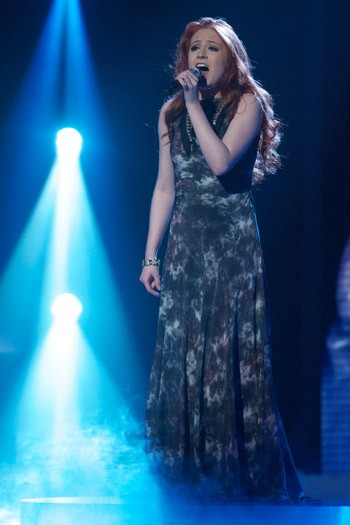X Factor: Saturday, Week Eight