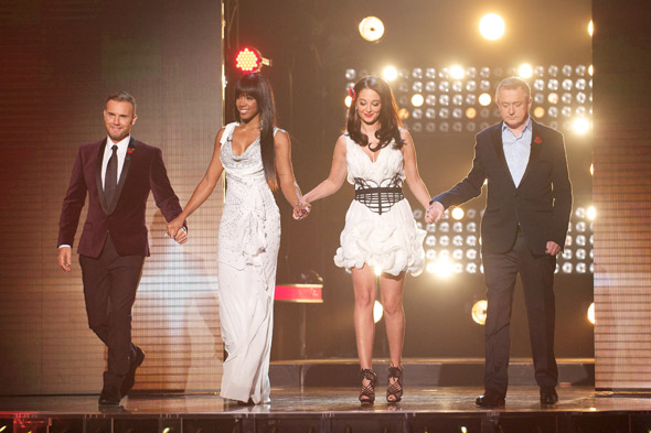 X Factor: Sunday, Week Five