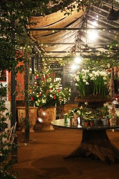 Candlelit Christmas Market, Petersham Nurseries