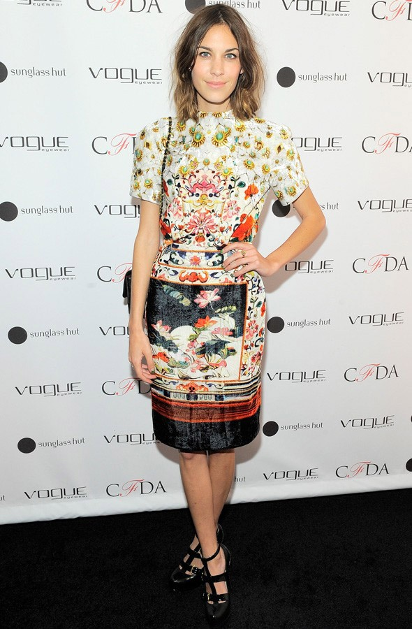 I'm a fan of: Mary Katrantzou