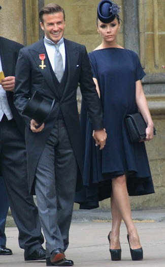 His bespoke Ralph Lauren morning suit at the Royal Wedding just about sums