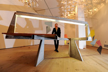 Martin Boyce wins 2011 Turner Prize