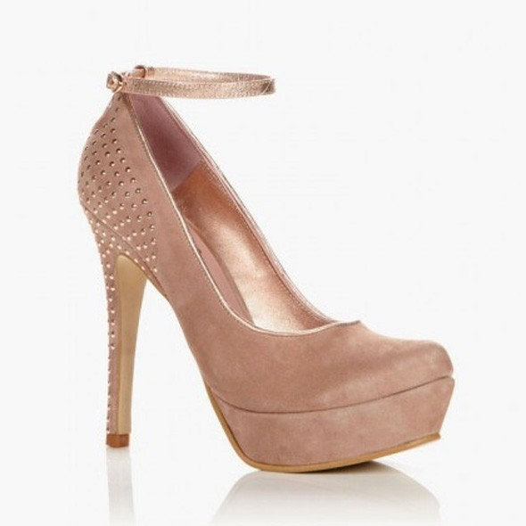 Autumn/Winter 2011: Your Royal Hotness, in Blush