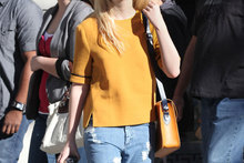 Hot or not: Elle Fanning does shabby chic