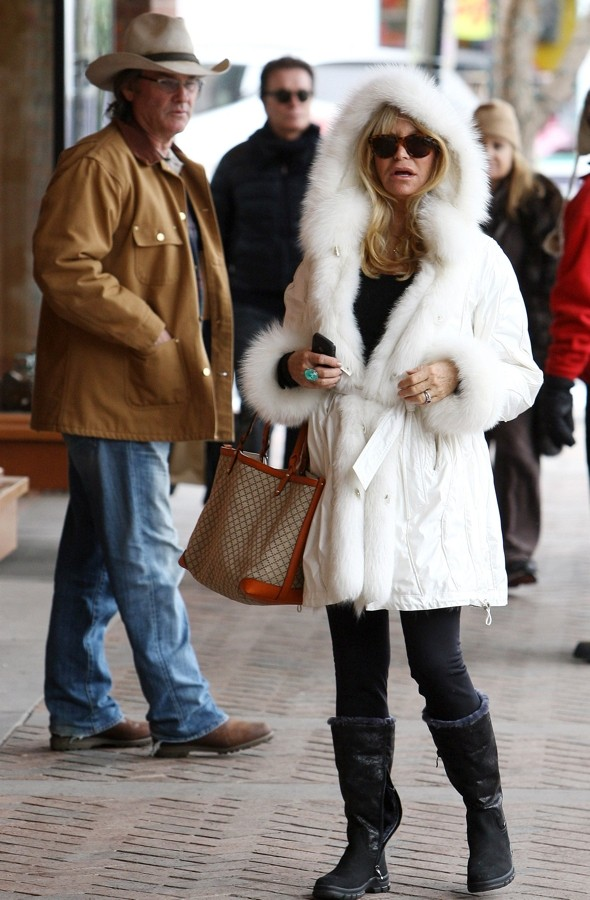 Stylish stars flock to Aspen for Christmas