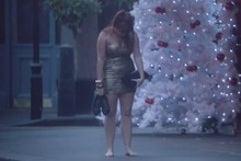 VIDEO: Harvey Nichols' hilarious 'Walk of Shame' Christmas advert
