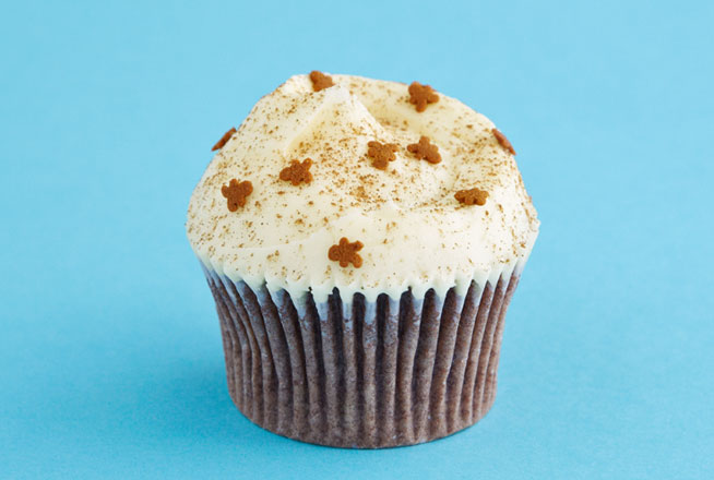 Gingerbread Cupcake - Thursday