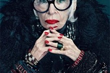 Introducing Iris Apfel's Mac makeup collection