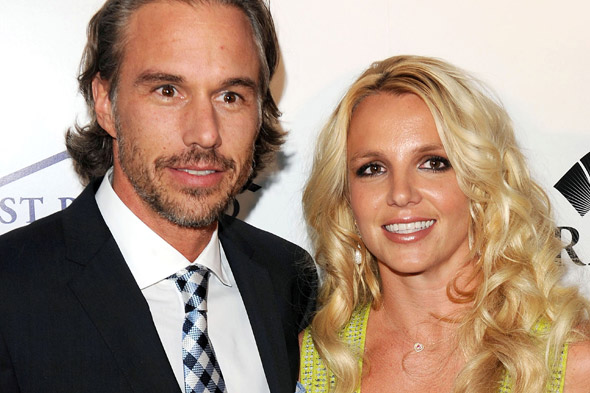 Britney Spears engaged?