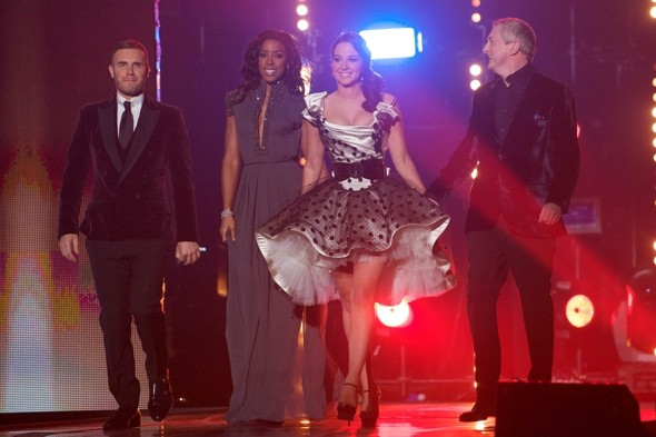 X Factor semi final fashion: Who rocked Wembley best?