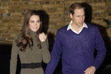 William and Kate show their support for the homeless with Centrepoint hostel visit