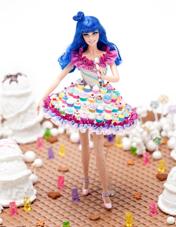 Katy Perry Barbie doll could be yours for $3,500