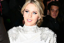 Lydia Bright: The only way is disturbing crotch embellishments
