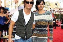 Matthew McConaughey and Camila Alves get engaged