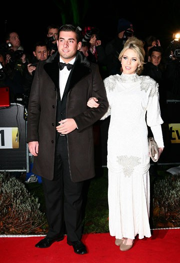 James 'Arg' Argent and Lydia Bright