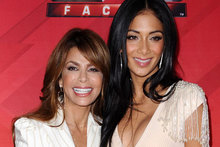 Nicole Scherzinger's clingy dress vs Paula Abdul's unexpected bling