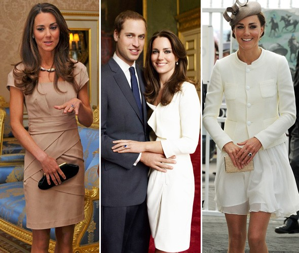 High street store Reiss boasts doubling of profits thanks to Kate Middleton