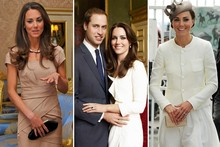 Is Duchess Kate to thank for Reiss sales boost? Brit brand doubles profit