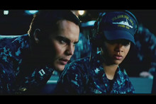 WATCH: Rihanna's movie debut in Battleship trailer