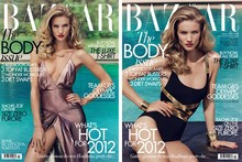 Rosie Huntington-Whiteley is The Body of 2012