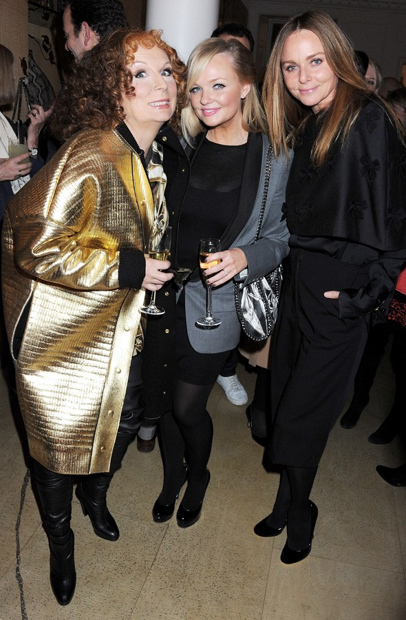 Stella McCartney and Emma Bunton to appear in the Ab Fab Christmas special