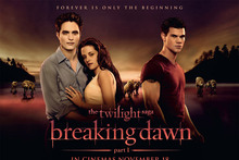 Win EXCLUSIVE The Twilight Saga: Breaking Dawn - Part 1 shoes!