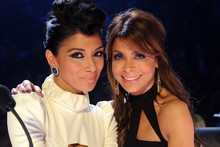 Battle of the cut-out dresses: Nicole Scherzinger vs Paula Abdul