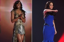 X Factor FINAL Fashion: Kelly Rowland Vs Tulisa