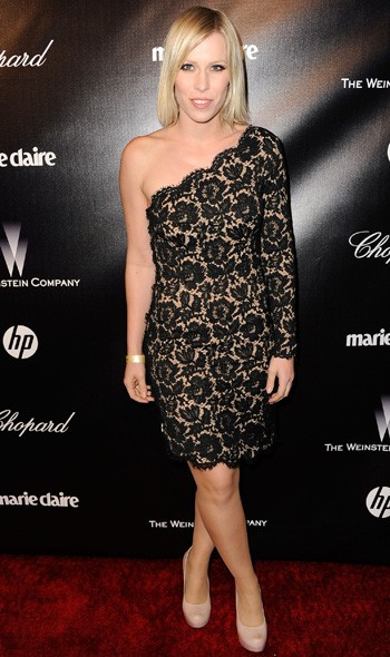 Natasha Beddingfield at The Weinstein Company party