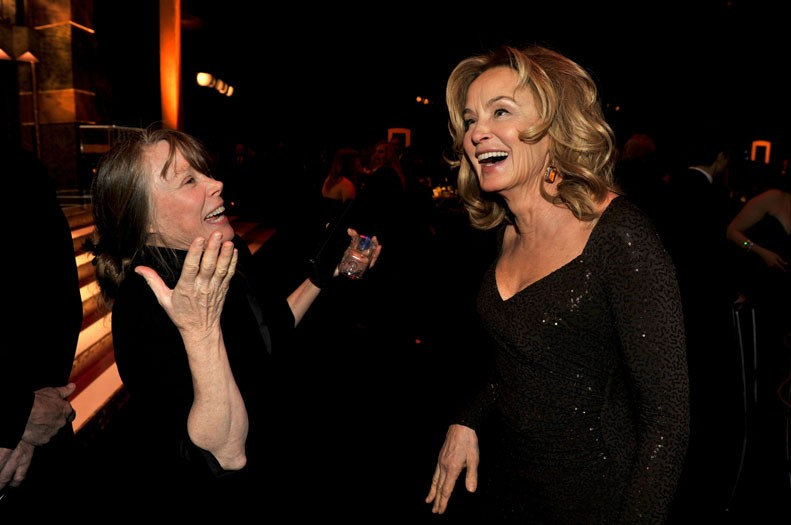 Sissy Spacek and Jessica Lange