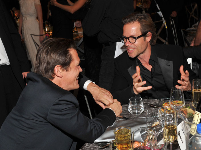 Josh Brolin and Guy Pearce