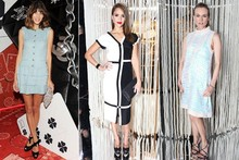 Jessica Alba, Alexa Chung and Diane Kruger are chic for Chanel