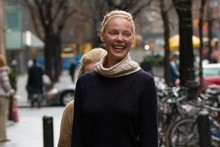 Street Style: Katherine Heigl in New York
