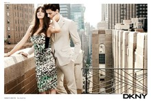 Preview: Ashley Greene for DKNY