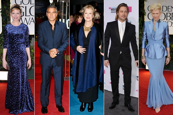Baftas 2012: The nominations
