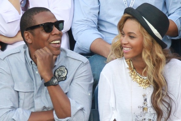 Beyonce and Jay-Z 'welcome baby girl named Ivy Blue Carter'