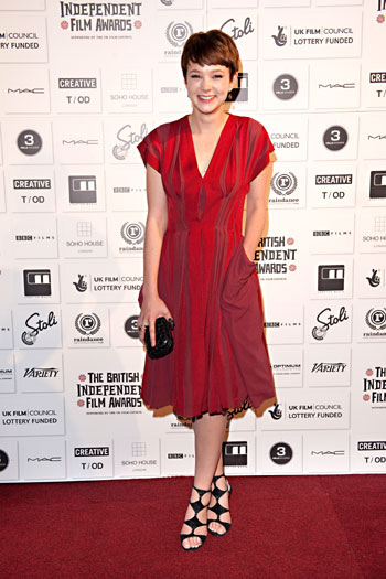 British Independent Film Awards, London, 2009