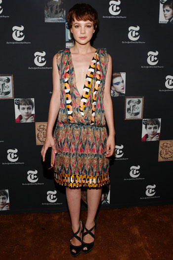The New York Times Style Magazine 5th anniversary issue celebration, New York, 2009