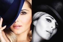 Cheryl Cole has a Cabaret moment for L'Oreal's new campaign