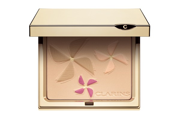 Clarins Colour Breeze Face & Blush Palette