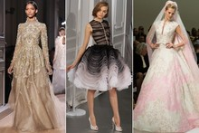 Best in show: 50 amazing couture dresses