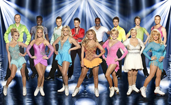 Dancing on Ice 2012 lineup revealed